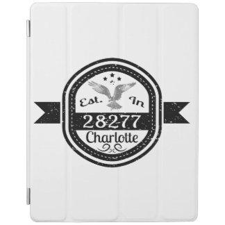 Hergestellt in 28277 Charlotte iPad Hülle