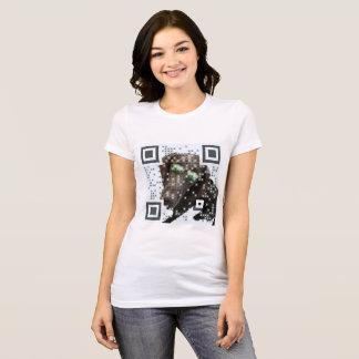 Hermes QR-Code Shirt
