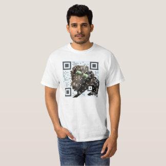 Hermes QR-Code T-Shirt