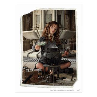 Hermione 20 carte postale