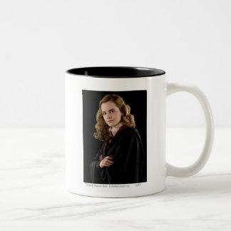 Hermione Granger savant Mug Bicolore