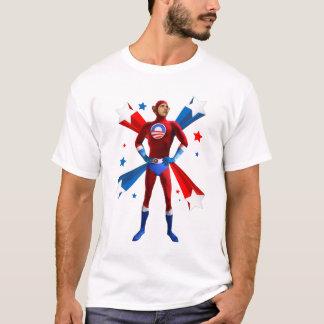 Heroische Position T-Shirt