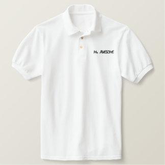 Herr AWESOME Polo Hemd
