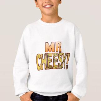 Herr Blue Cheesy Sweatshirt