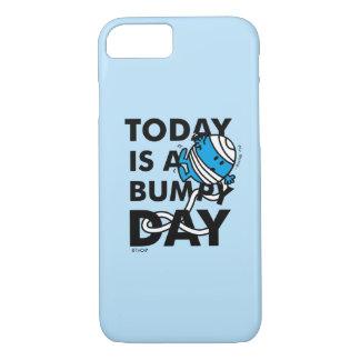 Herr Bump | ist heute ein holperiger Tag iPhone 8/7 Hülle