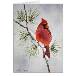 Herr Cardinal Karte