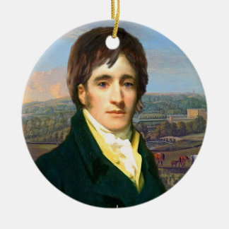 Herr Darcy Ornament