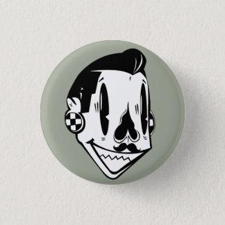 Herr Felix Runder Button 3,2 Cm