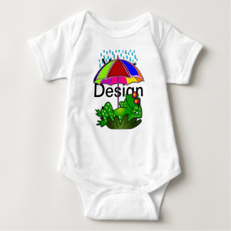 Herr Frog Baby Strampler