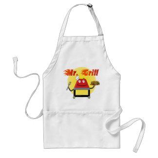 Herr Grill Cooking Apron Schürzen