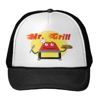 Herr Grill Hat Cap