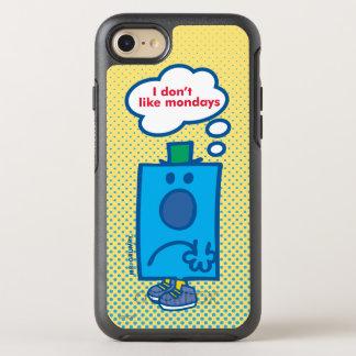 Herr Grumpy | mag ich nicht Montag-Gedanken-Blase OtterBox Symmetry iPhone 8/7 Hülle
