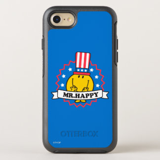 Herr Happy Election Seal OtterBox Symmetry iPhone 8/7 Hülle