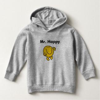 Herr Happy Is Always Happy Herr-Men   Hoodie