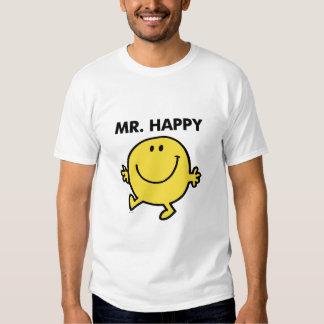 Herr Happy tanzendes u. lächelndes | Shirt