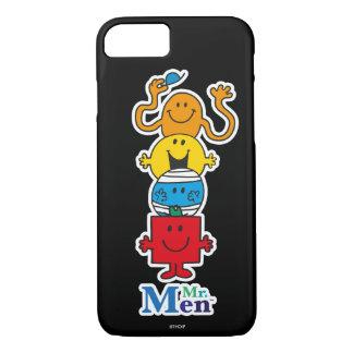 Herr Men Standing Tall Herr-Men | iPhone 8/7 Hülle
