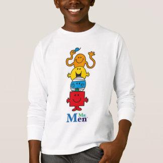 Herr Men Standing Tall Herr-Men   T-Shirt