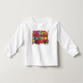 Herr Men u. kleines Fräulein Crowded Bus Kleinkinder T-shirt