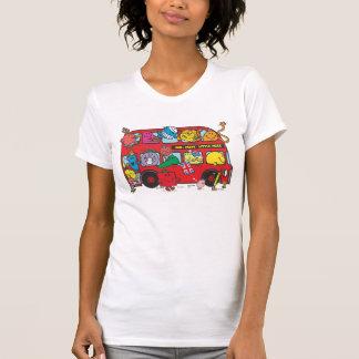 Herr Men u. kleines Fräulein Crowded Bus T-Shirt