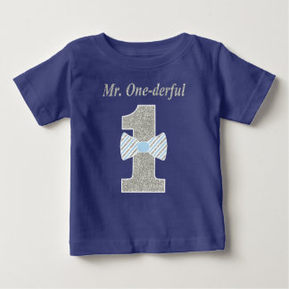Herr ONE-derful Toddler T-shirt, Herr Onederful Baby T-shirt