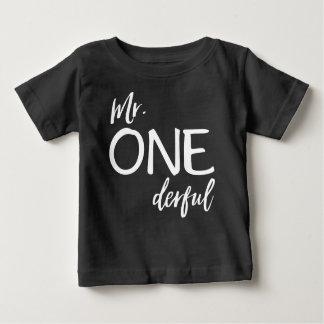 Herr Onederful Baby T-shirt