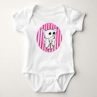 Herr PiddlePoo die Chihuahua Baby Strampler