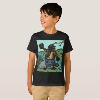 Herr Platypus scherzt T T-Shirt
