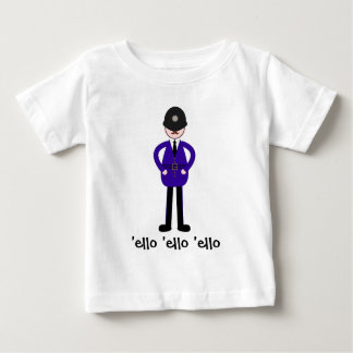 Herr Plod The Policeman Baby T-shirt
