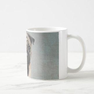 Herr Pug Kaffeetasse