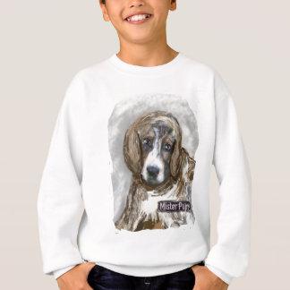Herr Puppy.png Sweatshirt