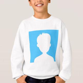Herr Q (blau) Sweatshirt