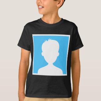 Herr Q (blau) T-Shirt