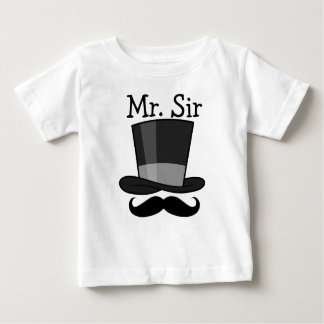 Herr Sir Baby T-shirt