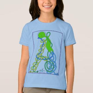 Herr Squiggly Alphabet A T-Shirt