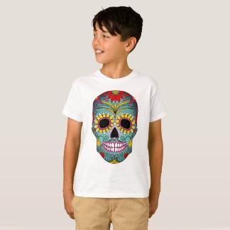 Herr Sugar Skull T-Shirt der KindTAGLESS