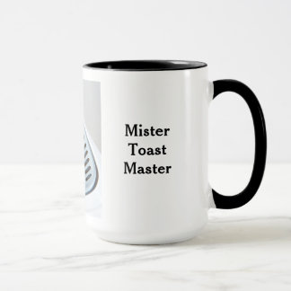 Herr Toast Master Coffee Mug Tasse