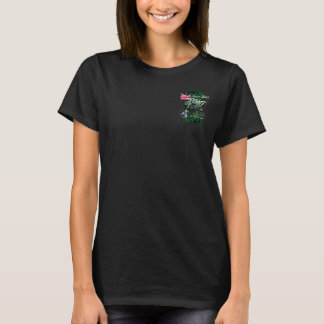 Herr Ts Spirit dragster T-Shirt. Damen gepasst T-Shirt