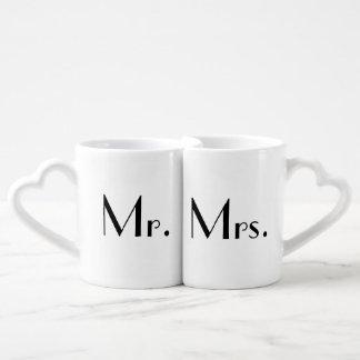 Herr u. Frau Mug Set Liebestassen