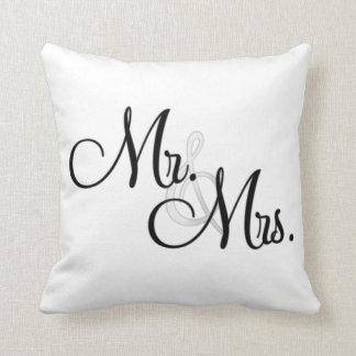 Herr u. Mrs.Wedding Duschen-Geschenk MoJo Kissen