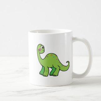 Herrlicher Dinosaurier Kaffeetasse