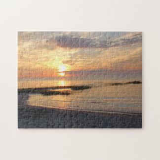 Herrlicher Sonnenuntergang über Cape