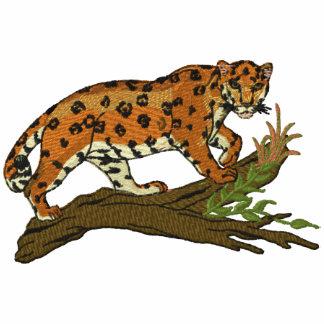 Herumstreichender Leopard Polo