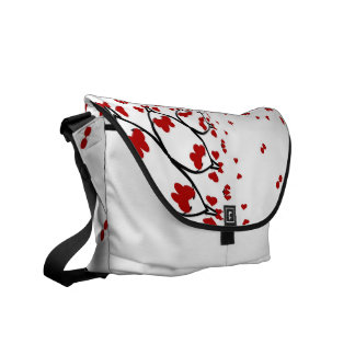 Herz-Baum-Bote-Tasche Kuriertaschen