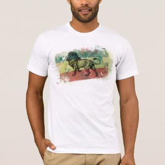 Herz eines Löwes T-Shirt