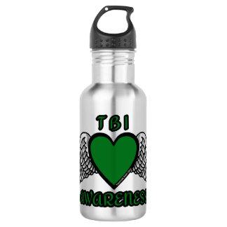 Herz/Flügel… TBI Edelstahlflasche