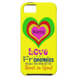 Herz Frenemies - iPhone5/5s/SE Fall iPhone 5 Schutzhüllen