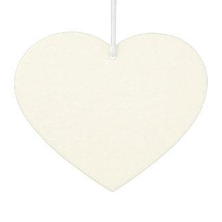 Herz-geformter Lufterfrischer