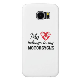 Herz gehört Motorrad