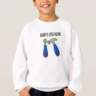 Herz-Griff-Cartoon des Sweatshirt
