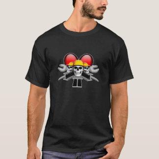 Herz-Hüttenarbeiter T-Shirt